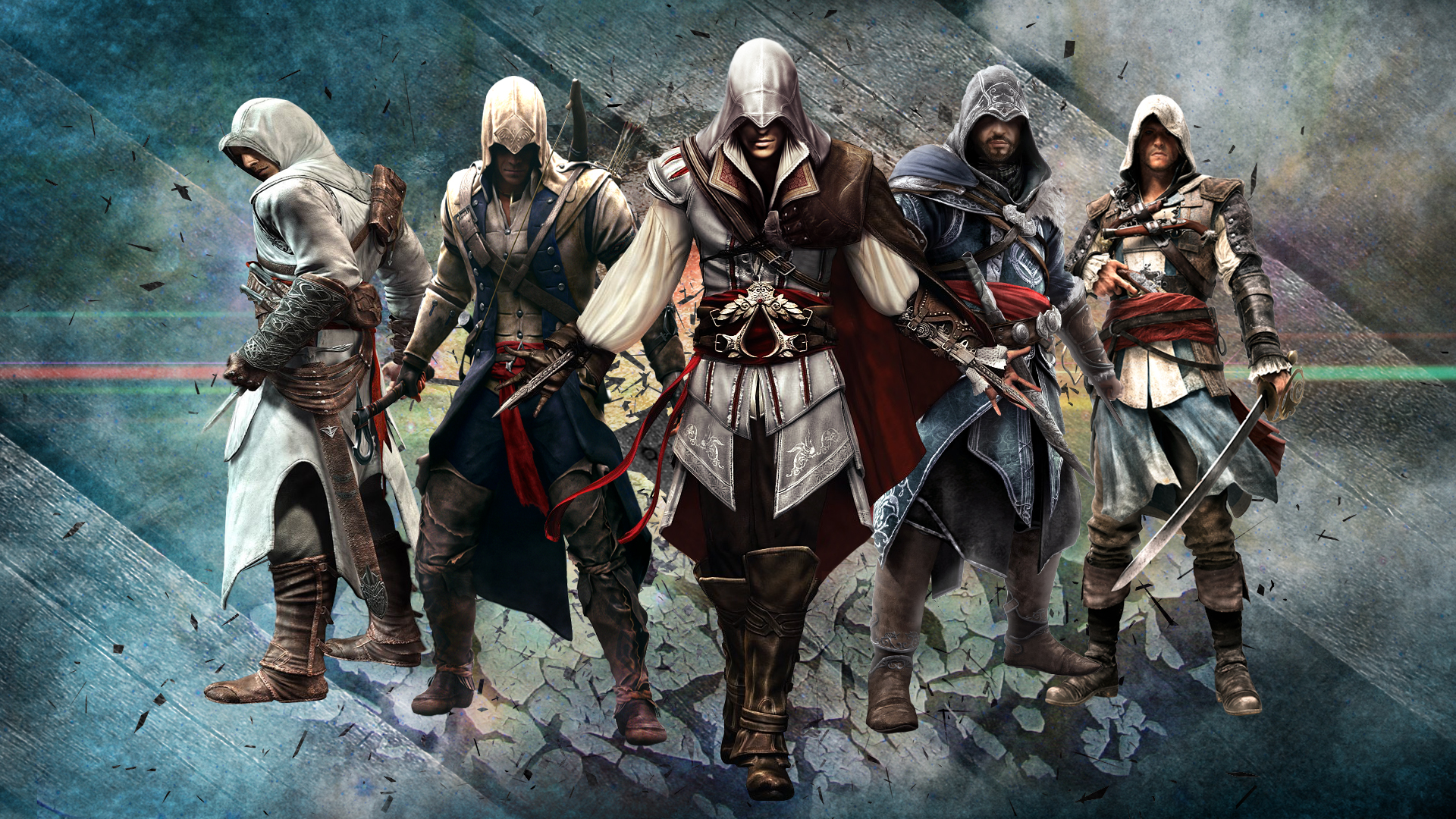Games We Dig – Assassin's Creed series