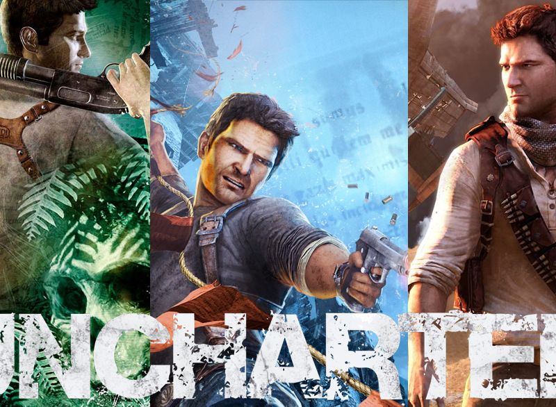 Games We Dig – Uncharted series