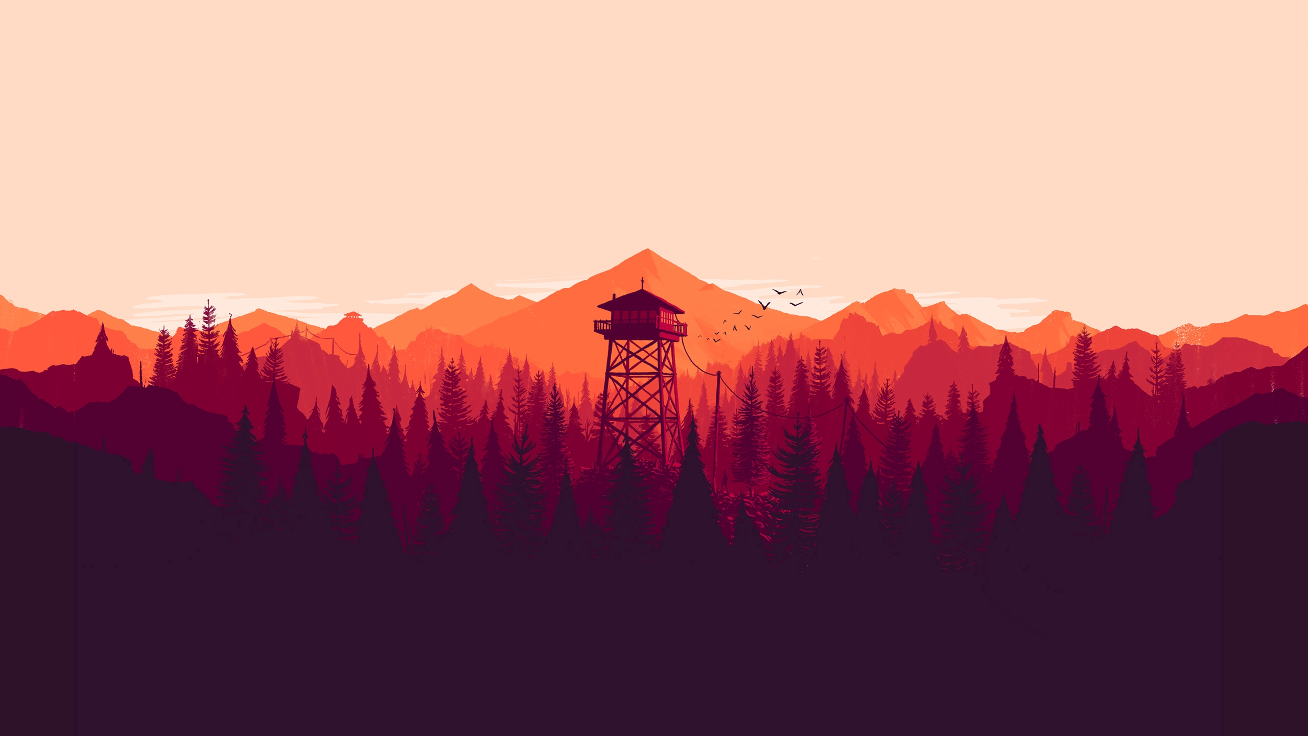 Games We Dig – Firewatch