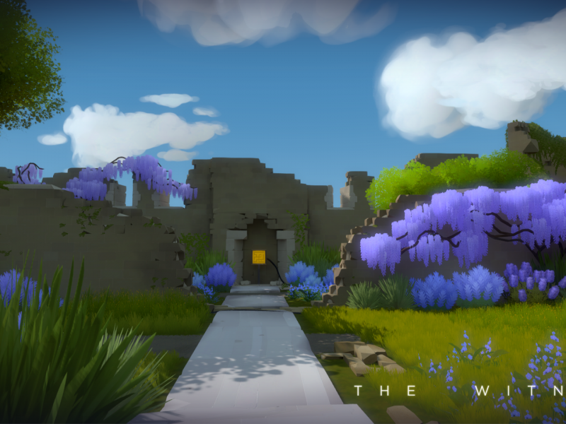 Games We Dig – The Witness