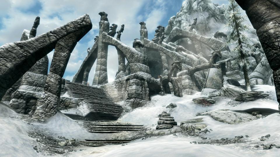 Games We Dig – Skyrim