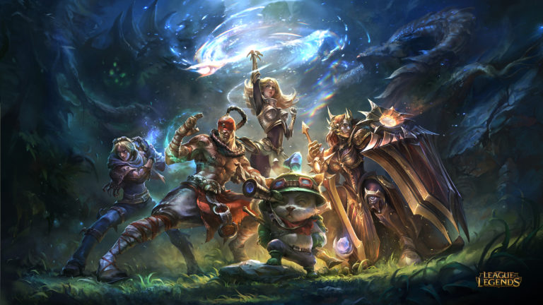 Lores We Dig – League of Legends