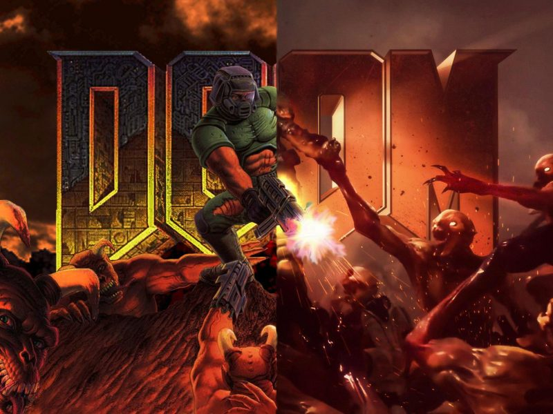 Games We Dig – Doom