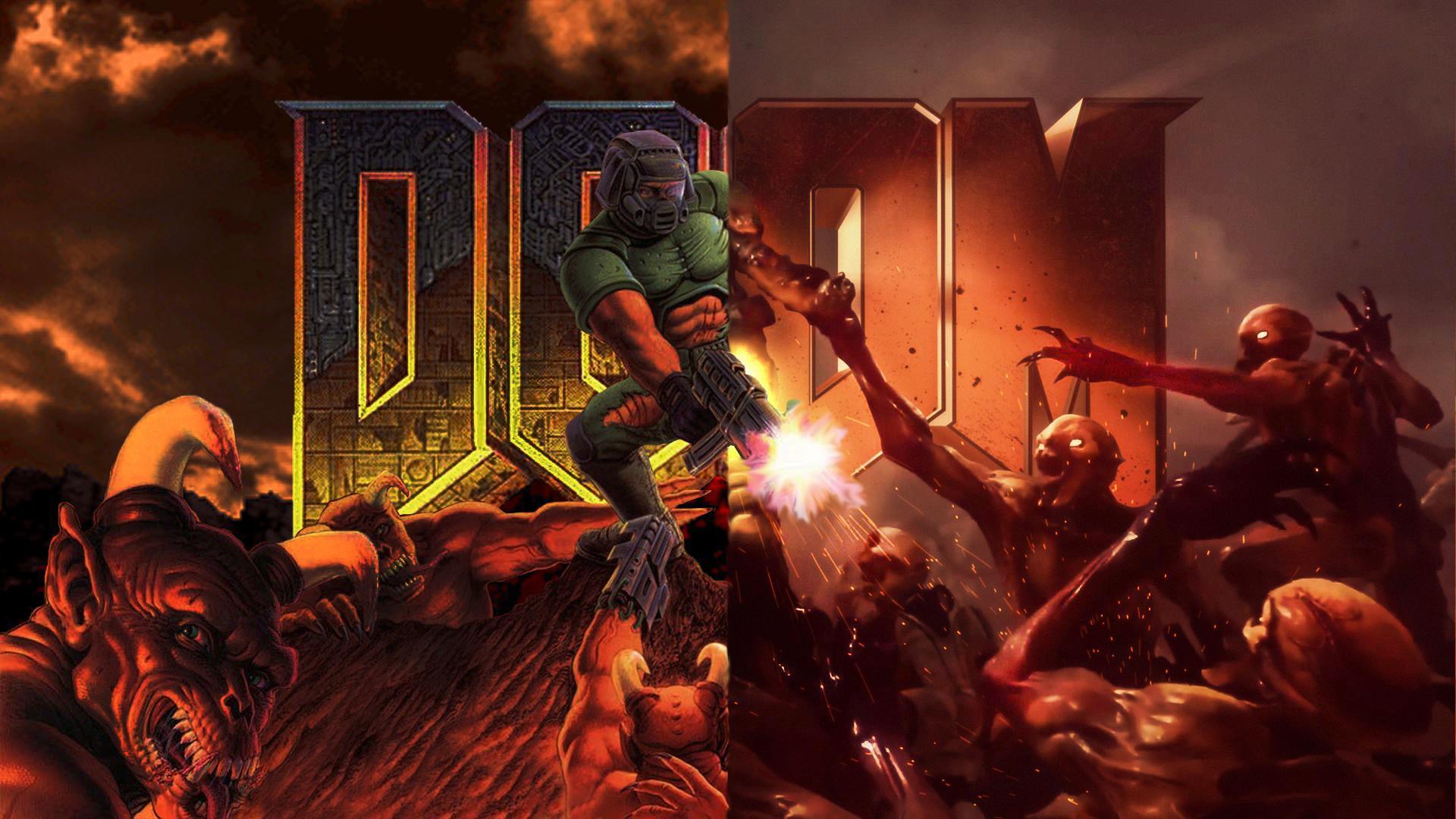 Games We Dig – Doom