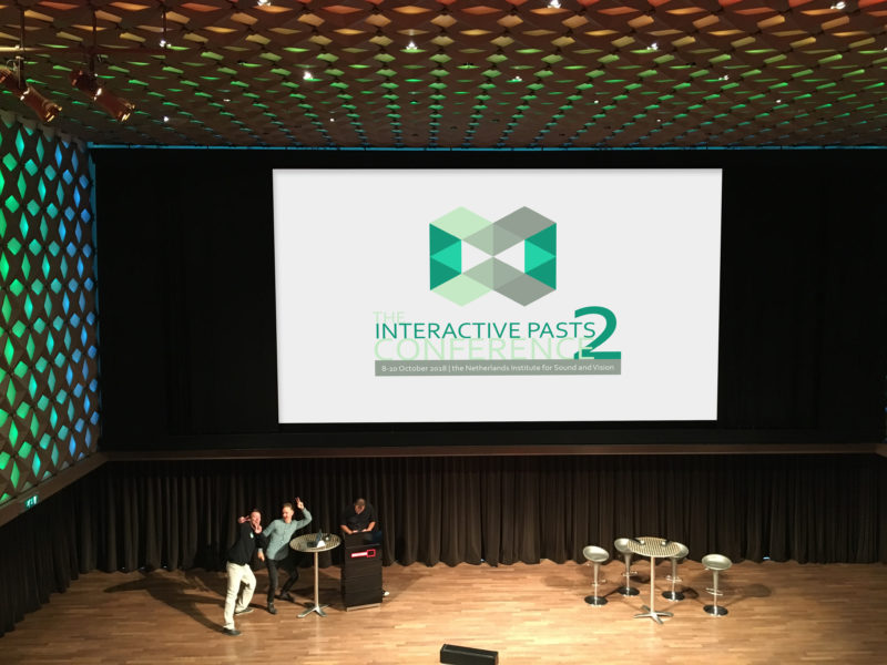 Interactive Pasts Hype! New conference, new website!