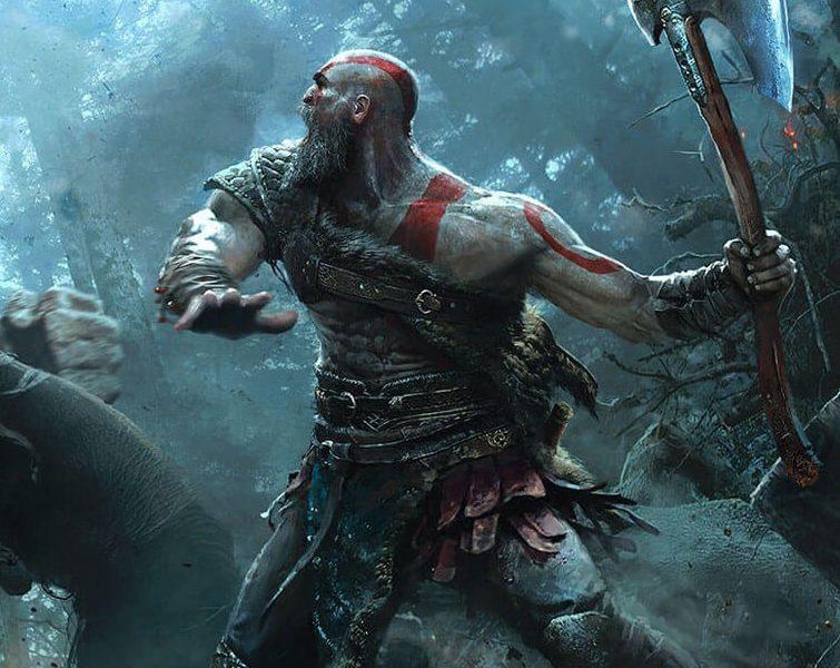 Games We Dig – God of War