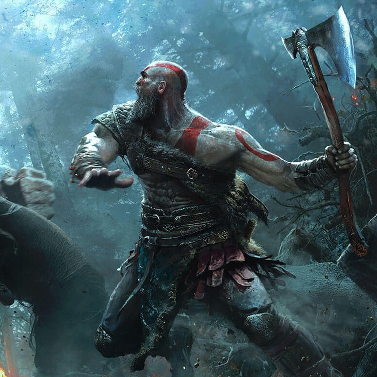 Games We Dig – God of War