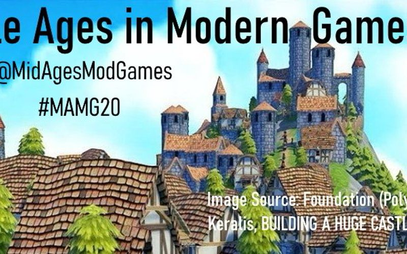 Stratigraph: the Middle Ages in Modern Games Twitter Conference
