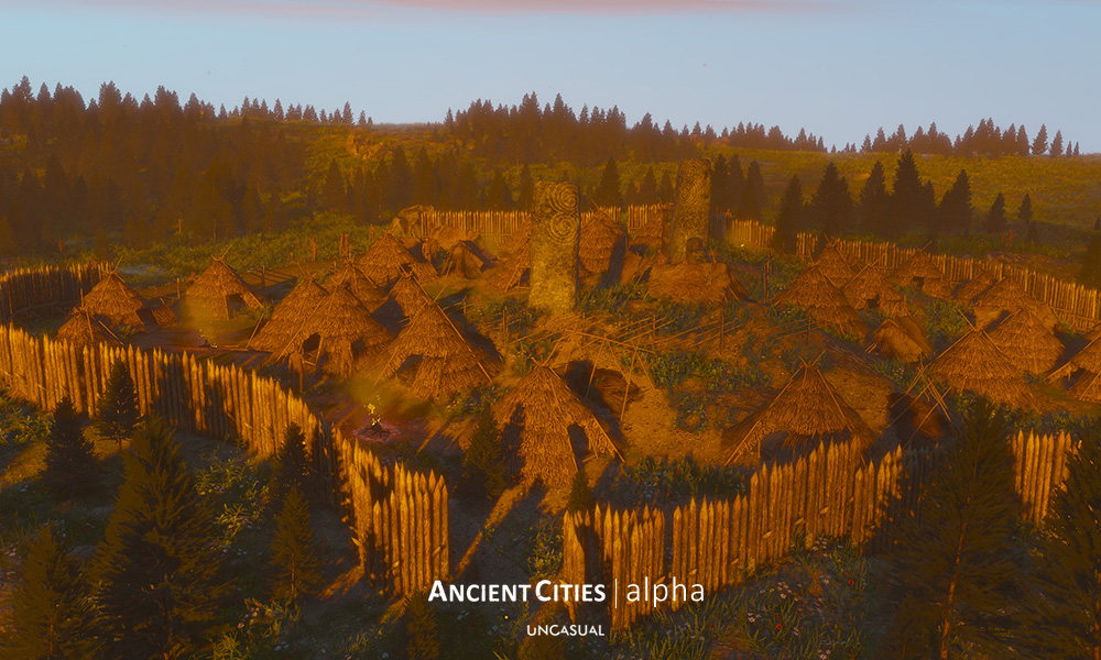 Stratigraph: Ancient Cities