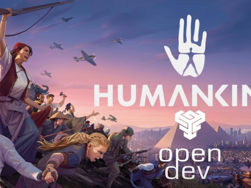 Humankind's Open Dev Scenario 1: Towers of Babylon
