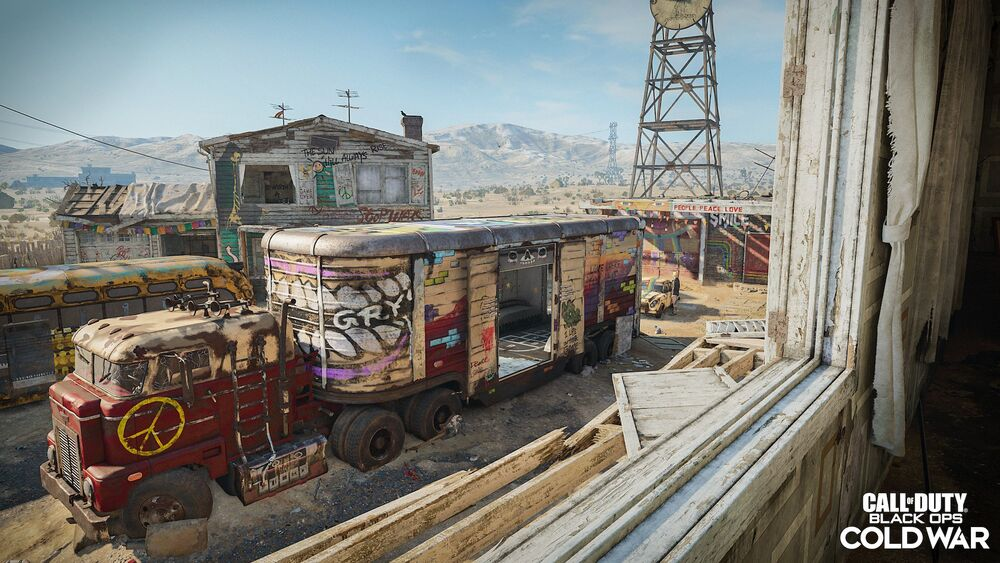 Bulletin: Nuketown '84, the Game Awards, Ancient Cities and more!