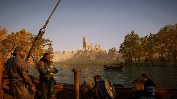 Assassin's Creed Valhalla is a jackpot for Ubisoft