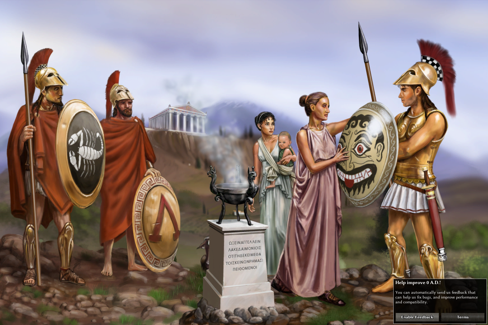 0 A.D. Part II: Bring in the Queens!